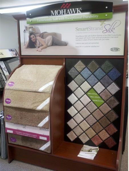 Mohawk SmartStrand with DuPont Sorona Silk Wall
