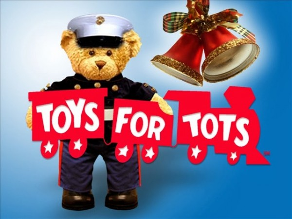 U.S. Marine Corps Reserve Toys for Tots