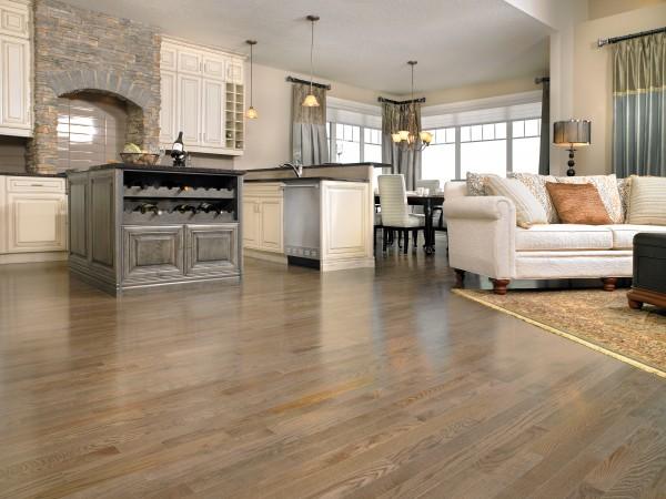 Mirage Hardwood Red Oak Charcoal