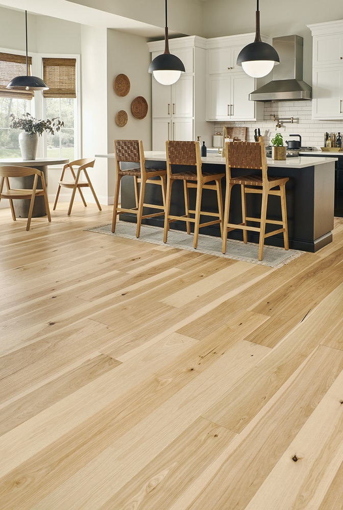 Natural Hardwood
