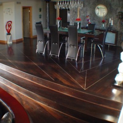 Custom Hardwood Design