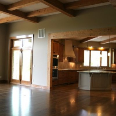 White oak hardwood floors, 4
