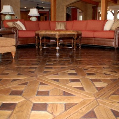 Hardwood Pattern Custom